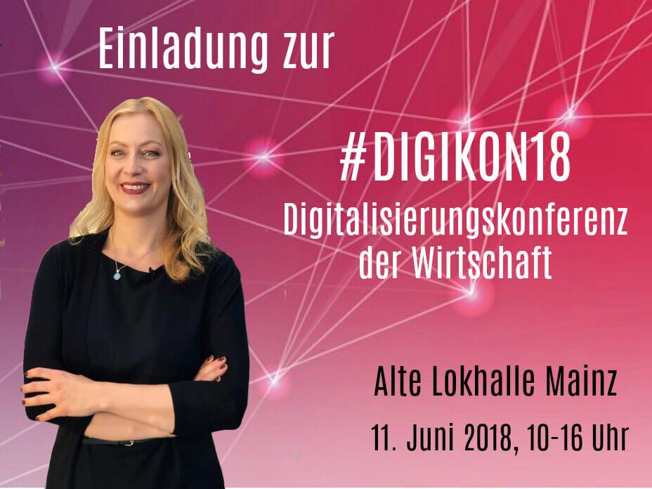 Moderator Digitalisierung Ministerium Rheinland-Pfalz
