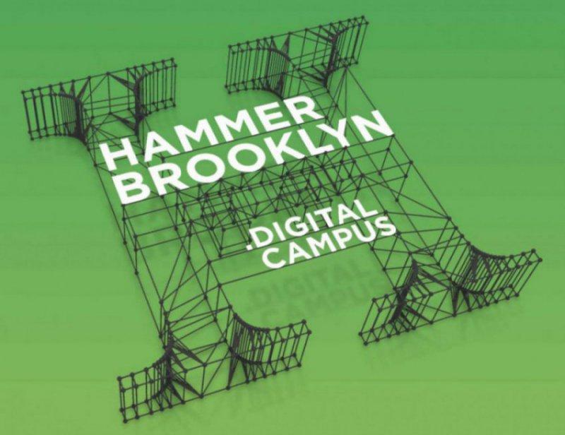 Carmen Hentschel Moderator Zukunft eröffnet Hammerbrooklyn in Hamburg