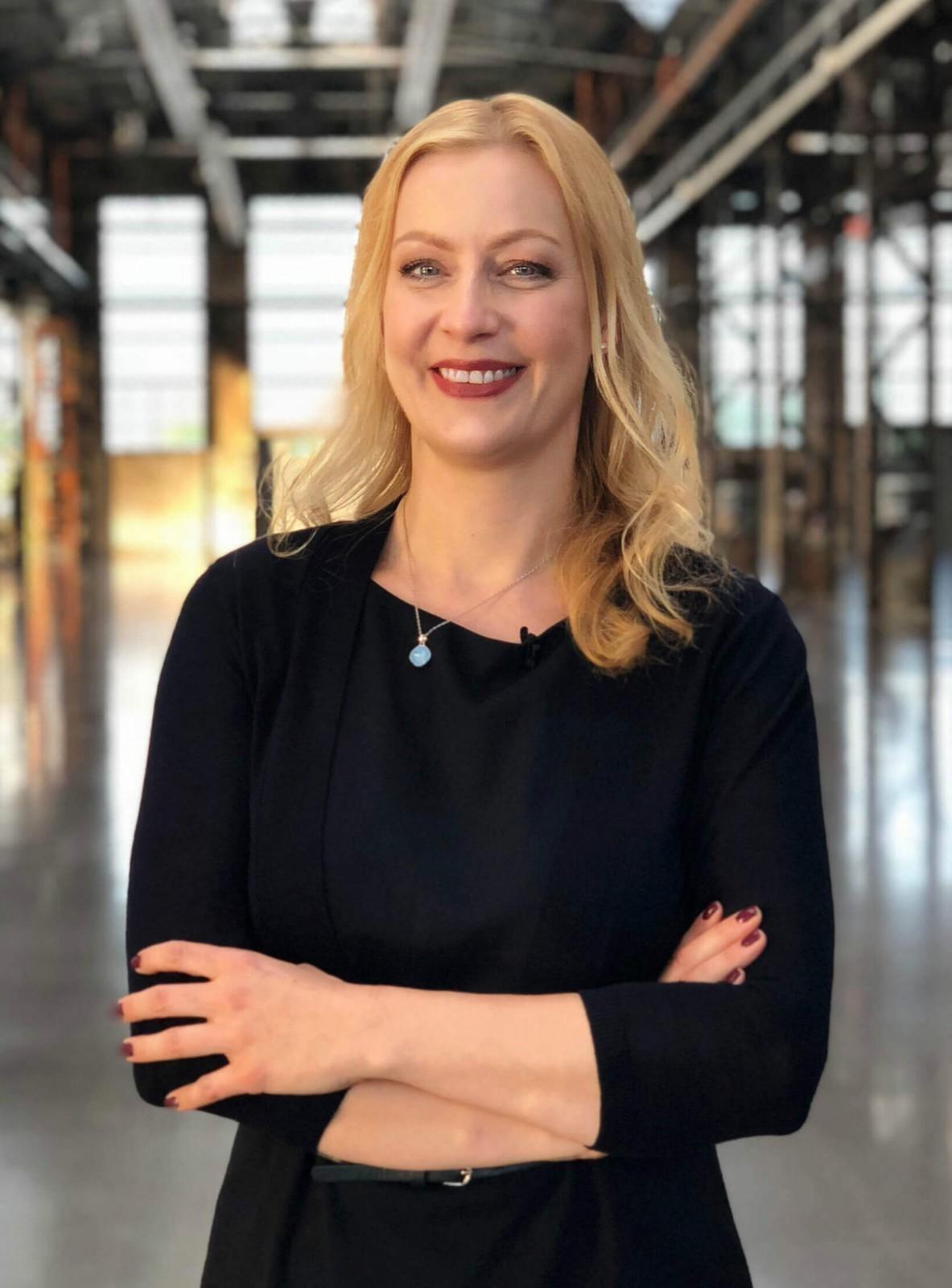 Carmen Hentschel moderiert Events zum Thema Künstliche Intelligenz