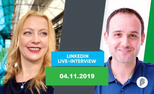 LinkedIn Live Interview