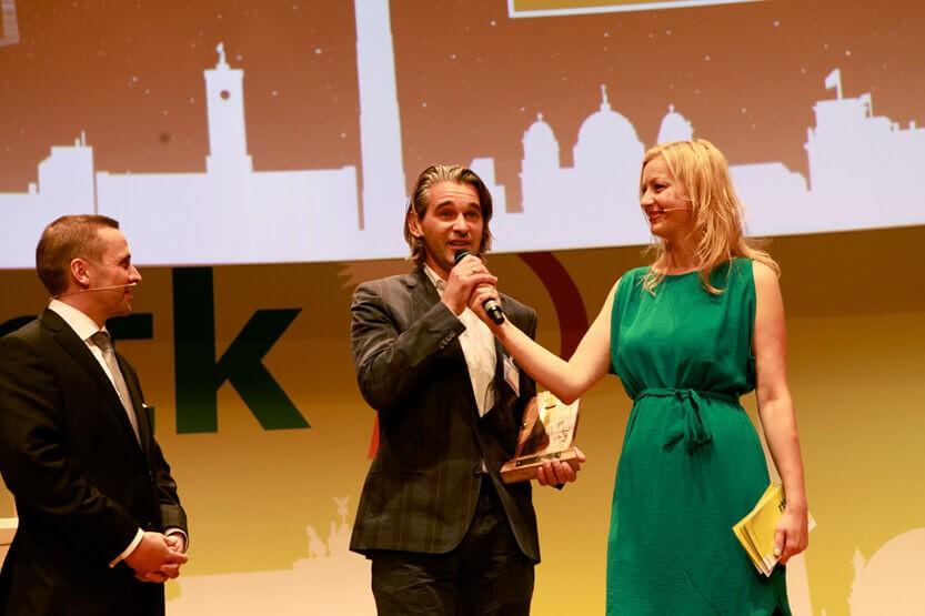 Moderator internationale RTK Award