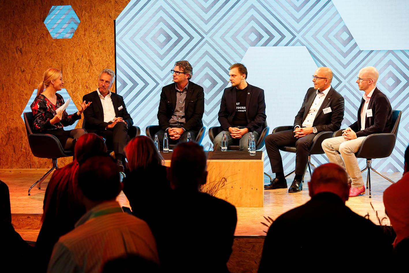 Moderator für Huawei in Berlin