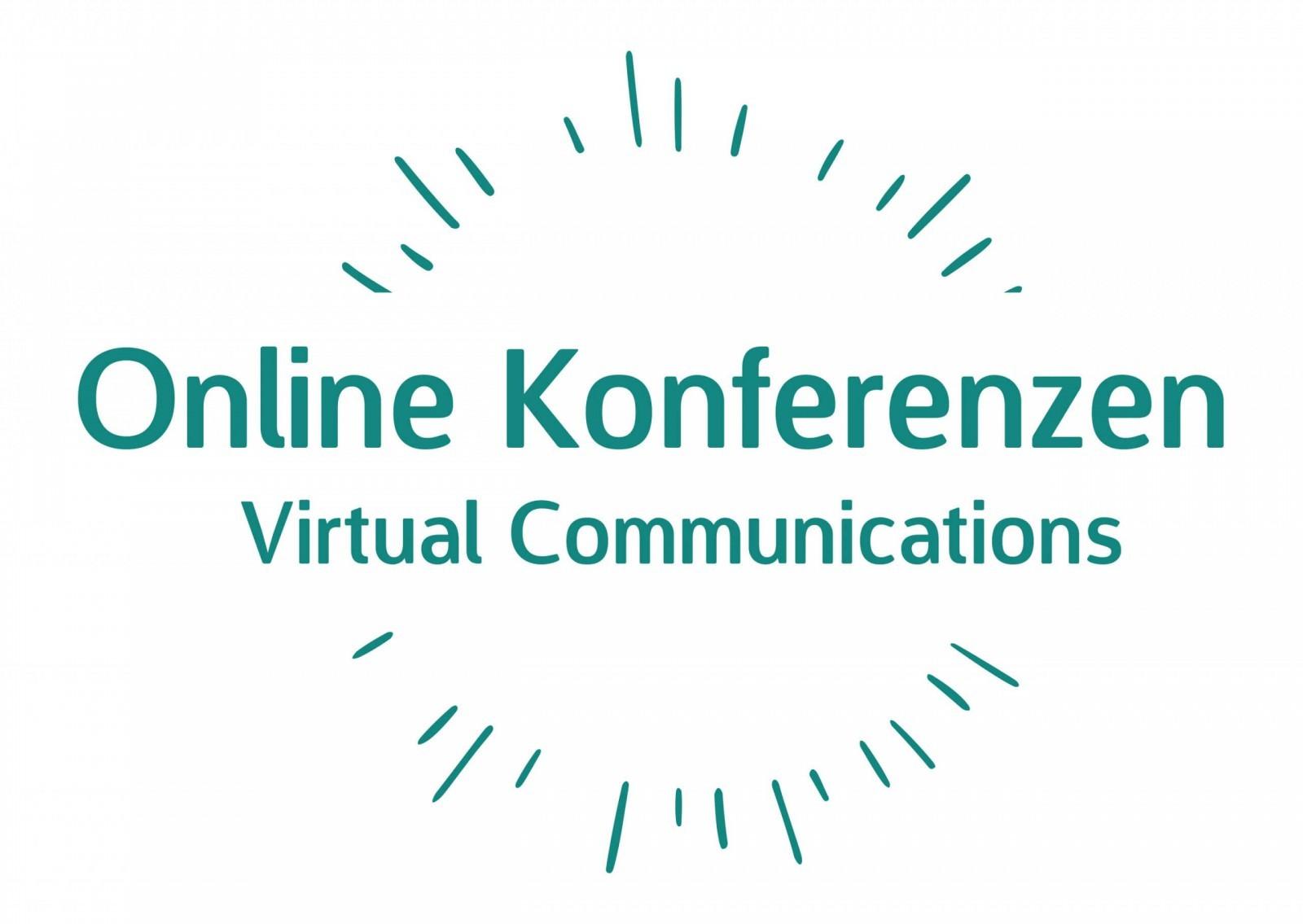 Moderatorin Online Konferenzen