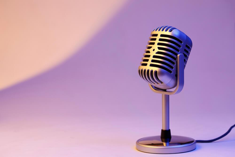Podcast Sprecherin Carmen Hentschel